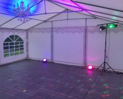 Disco Marquee